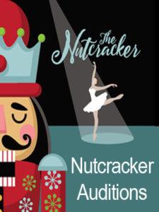 Nutcracker Auditions